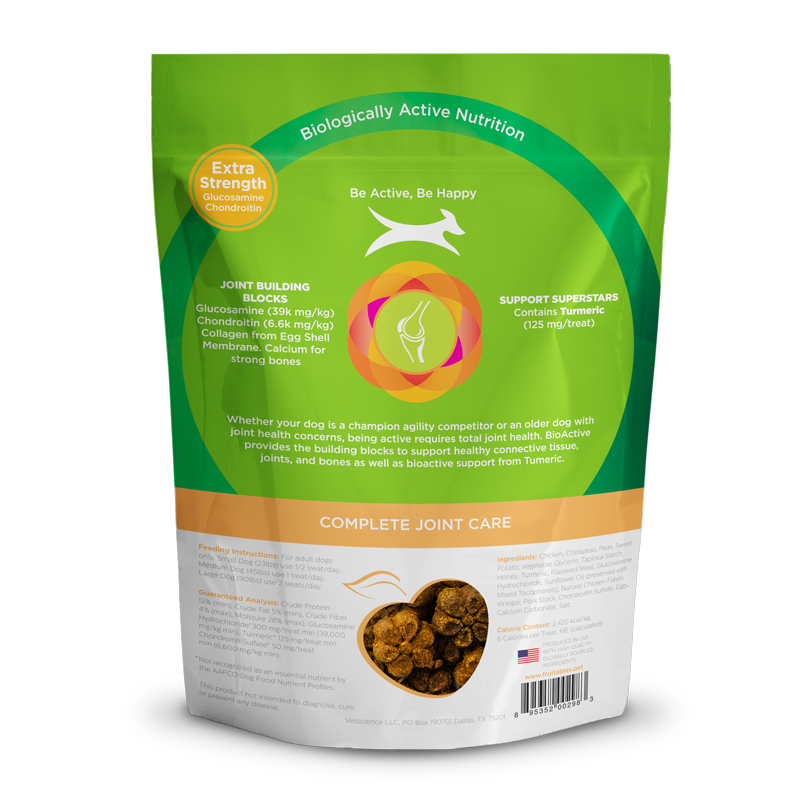 BioActive Hip Joint Dog Treats