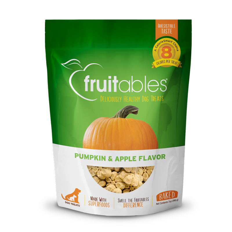 Fruitables Baked Treats Pumpkin Apple