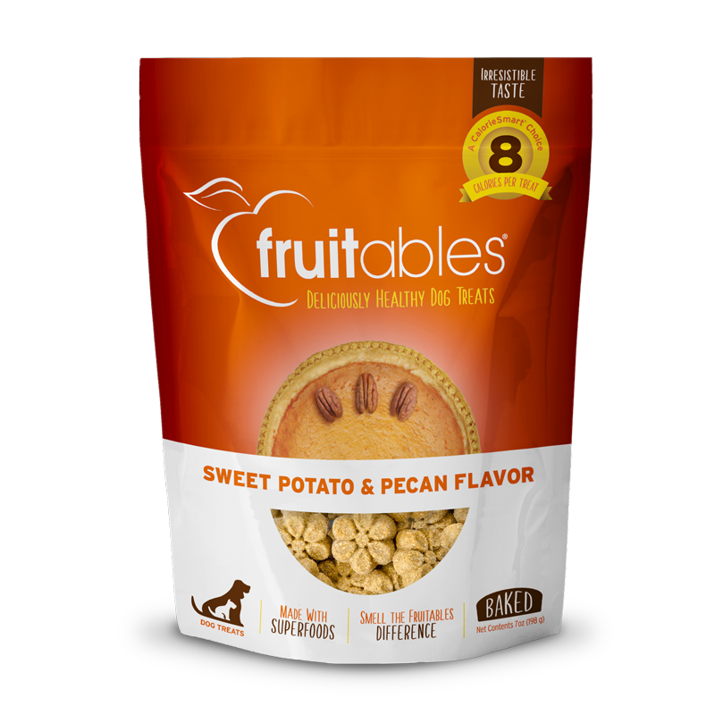 Fruitables Baked Treats Sweet Potato Pecan