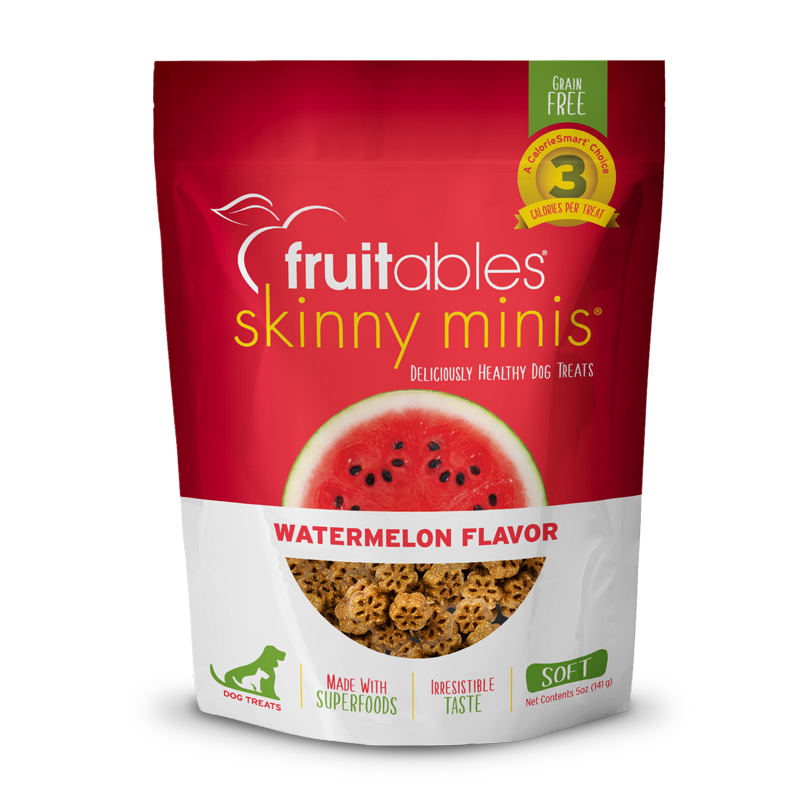 Fruitables Skinny Minis Watermelon